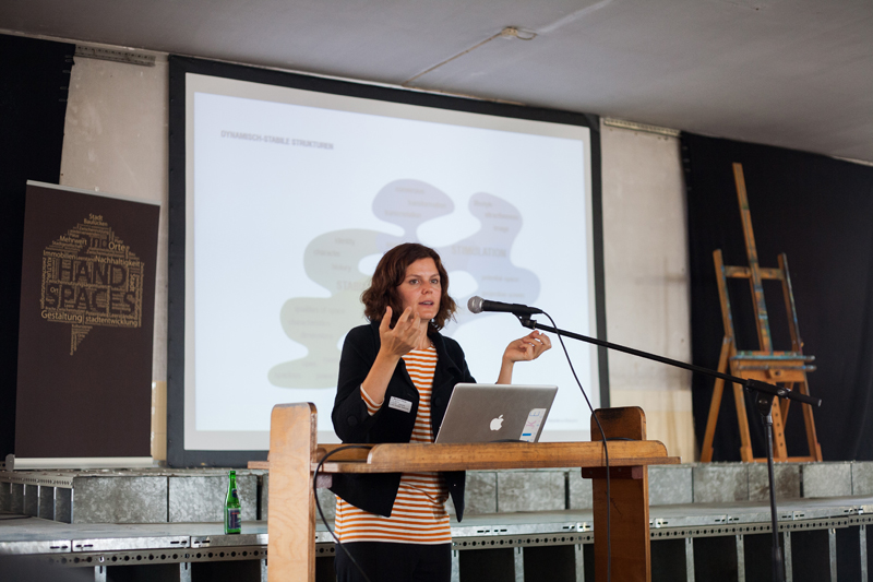 Dr. Martina BAum (ETH Zürich / STUDIO . URBANE STRATEGIEN)