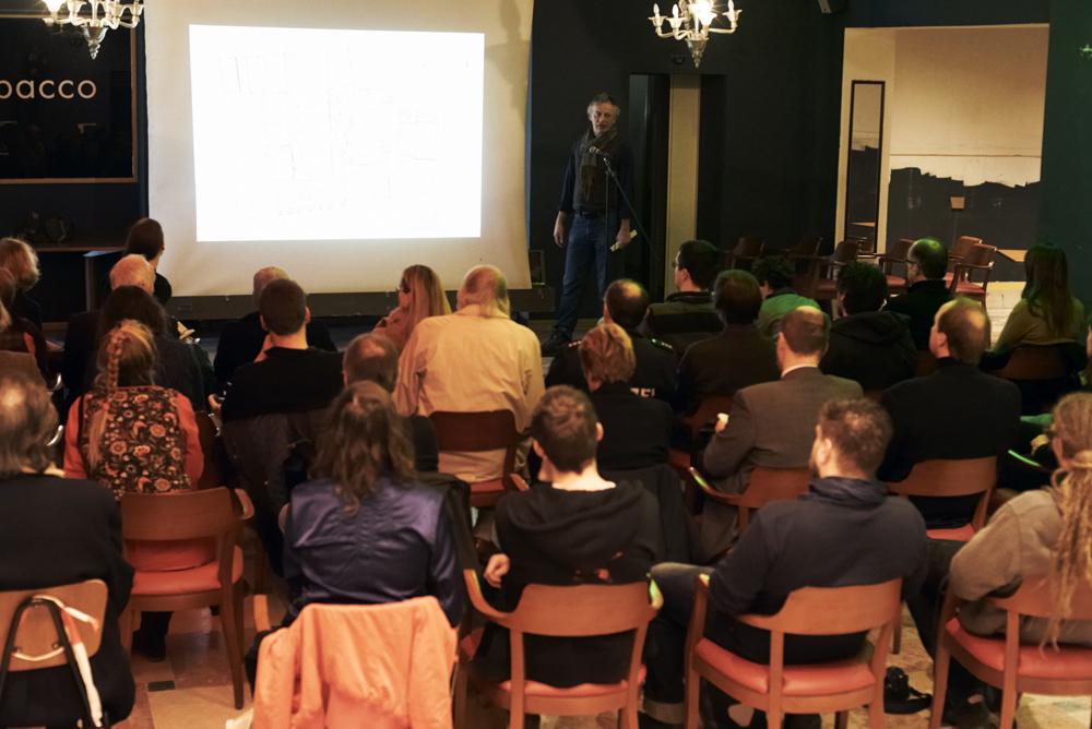 Vortrag von Heiko Donsbach