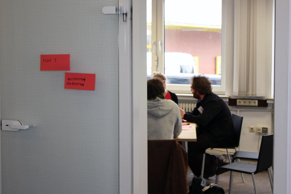 Workshop 3: Ausstattung & Einrichtung