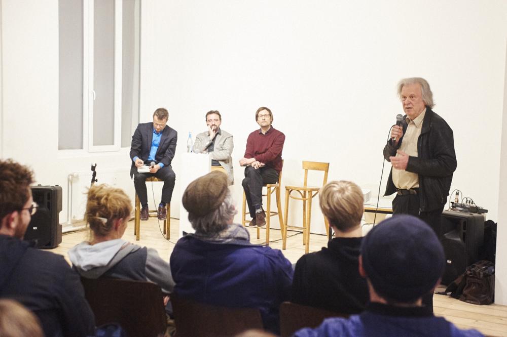 Podiums- und Publikumsdiskussion
