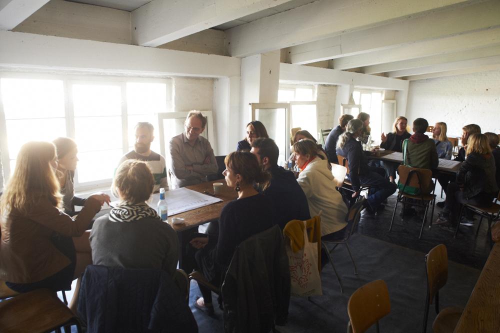 City Link Workshop in der Alten Bahnmeisterei
