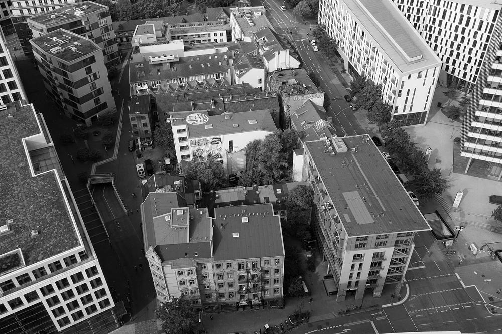 Das Gängeviertel in der Hamburger Innenstadt