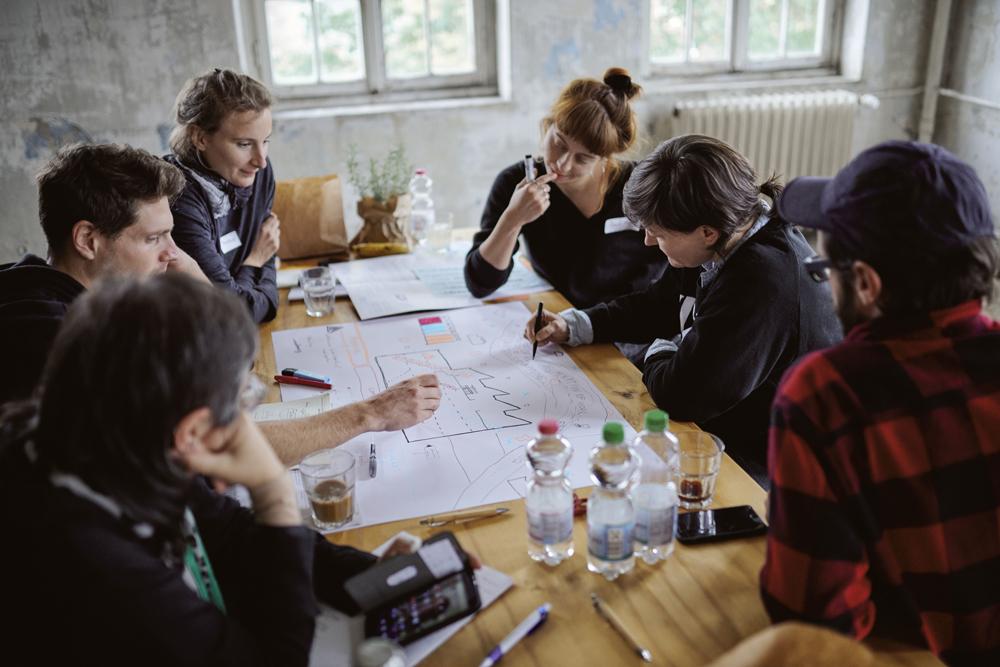 Workshopgruppe