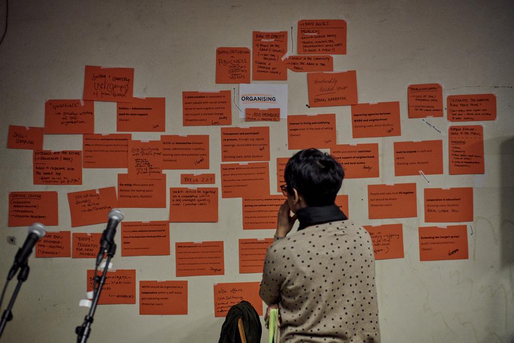 Themenwolke zu Organisation